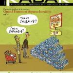 UNE du magazine RADAR : édition de septembre-octobre 2012