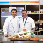 Mario Martel et J+®r+¦me Ferrer