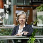 Mme Lyne Lazarovitz-Roiter, nouvelle PDG de Loto-Québec.